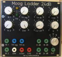 NGF Moog Ladder filter