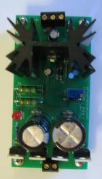 Low ripple PSU LM317 1A