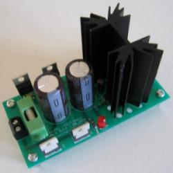 Basic PSU with LM317