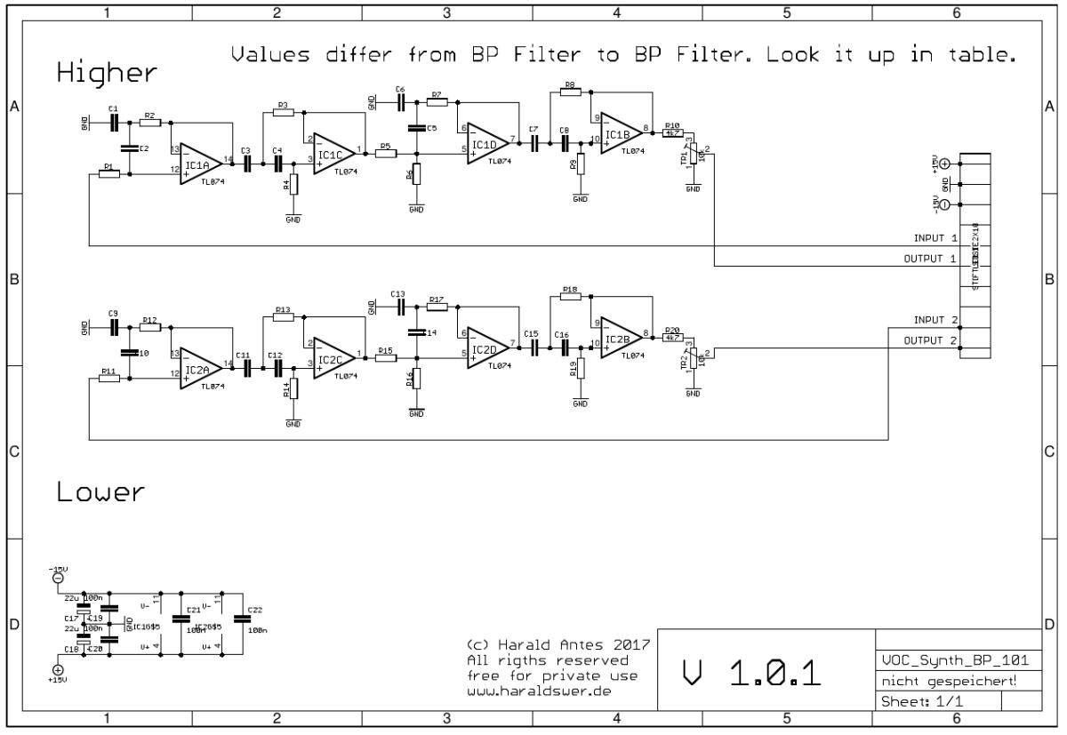 Vocoder_Synthesizer_schematic_BP_101 Vocoder Schematic on limiter schematic, guitar schematic, wah schematic, ring modulator schematic, linear predictive coding, noise gate schematic, theremin schematic, radio schematic, vibrato schematic, mixer schematic, computer schematic, overdrive schematic, talk box, pitch shifter schematic, chorus schematic, trautonium schematic,